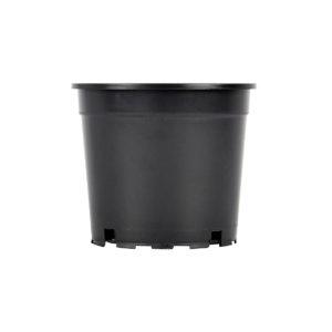 Flower Pot 1.5lt Black