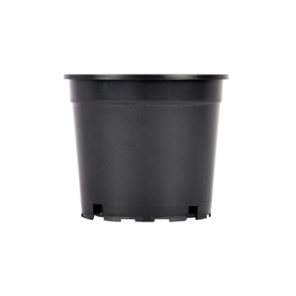 Flower Pot 1.5lt Black