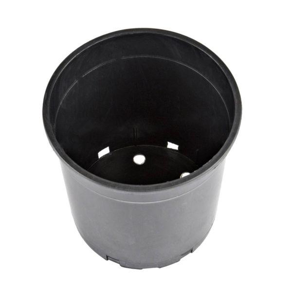 Γλάστρα 3lt (Στενή) Μαύρη