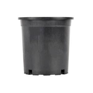 Flower Pot 2lt Black