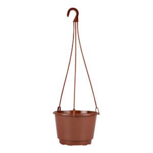 Cachepot Flower Hanging Pot No 240 (2.4lt) Maroon
