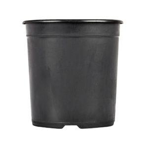 Flower Pot 4lt (Narrow) Black