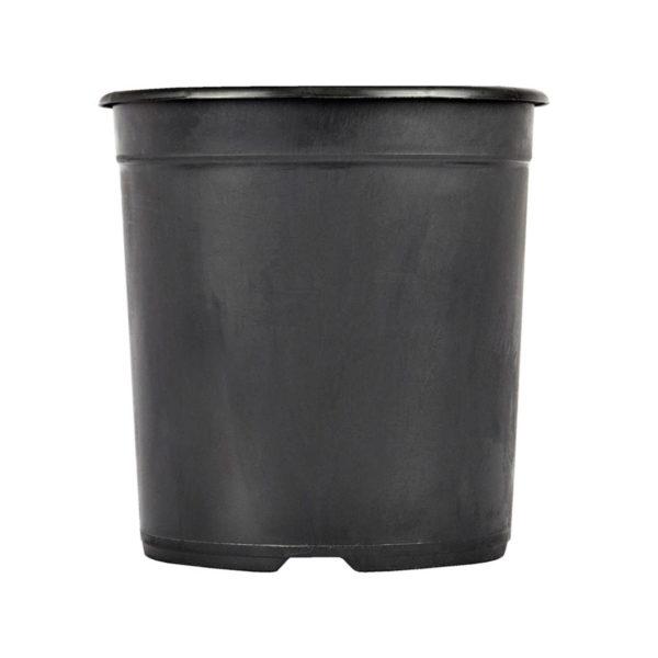 Γλάστρα 4lt (Στενή) Μαύρη
