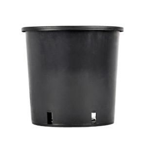 Flower Pot 5lt Black