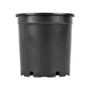 Flower Pot 6lt Black