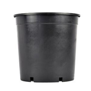 Flower Pot 9lt Black