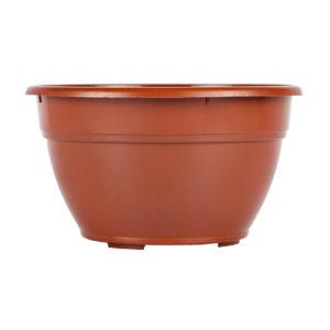 Bowl Flower Pot No 300 (3lt) Maroon